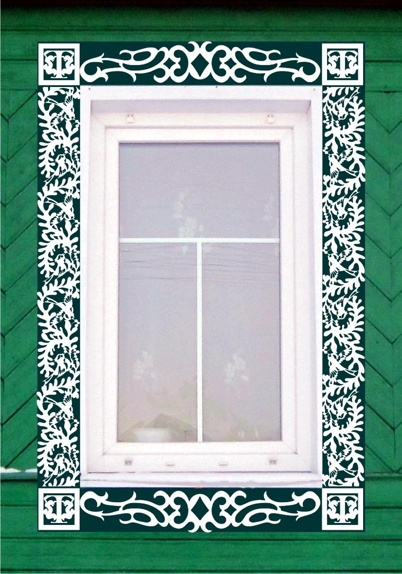 Шаблоны на наличники на окна шаблоны